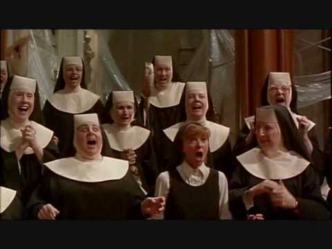 Whoopi Goldberg - Sister Act - Oh Maria video