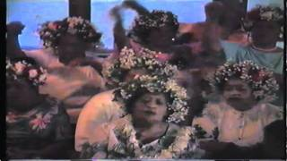 Tokoroa, Cook Islands commnuity, NZ ...New Year Eve 1986 uapou!!!