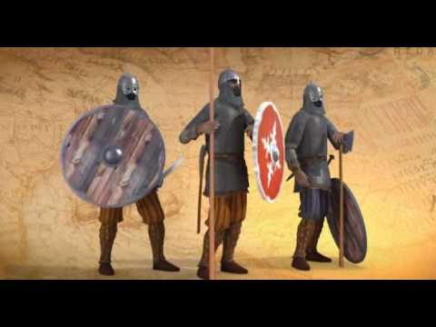1 Средневековая Русь