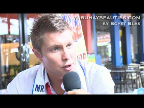 '10 Charl Van Den Berg's one-on-one interview with Mabuhay Beauties
