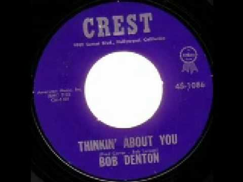 Bob Denton&Eddie Cochran - Thinkin' About You