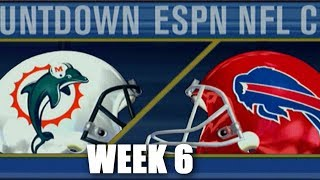 A TRADE IS COMING - ESPN NFL 2K5 BILLS FRANCHISE VS DOLPHINS
