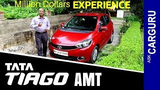 TATA Tiago AMT, झूठ या सच में? best entry level Automatic,  A True Experience watch full video