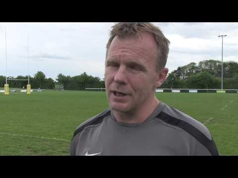 Mark McCall pre Heineken Cup Final - 21 5 2014