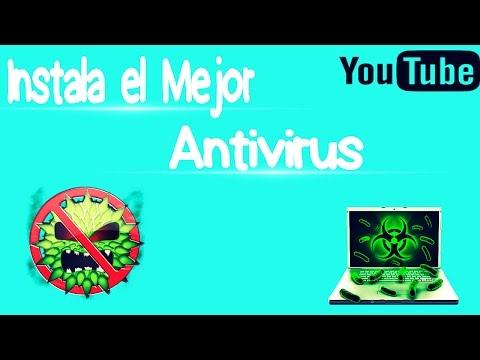 Como descargar e instalar el MEJOR ANTIVIRUS para windows 8.1 [2015]