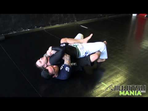 Technique - Eddie Bravo - Swedish Twister - JiuJitsuMania Image 1