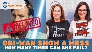 Epic Star Wars FAILURE! Obi-Wan Disaster Shows It's Time To Fire Kathleen Kennedy
