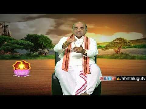 Garikapati Narasimha Rao About Cleanliness | Nava Jeevana Vedam | ABN Telugu
