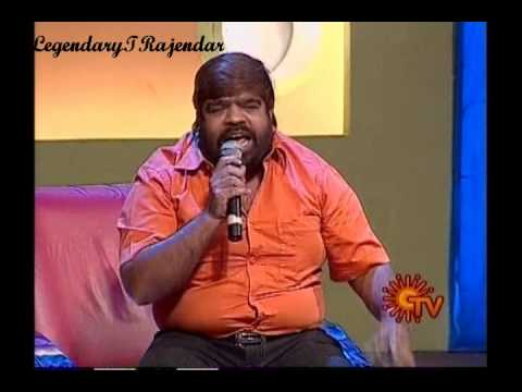 T Rajendar and City Babu from Asatha Povathu Yaaru
