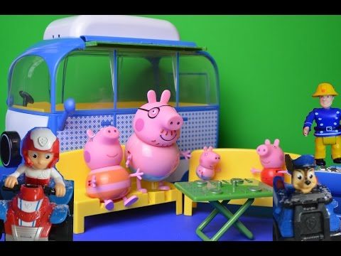 Peppa Pig Compilation Paw Patrol Episodes Fireman Sam Episodes Rescues Animations
