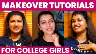 Makeover Tutorial For College And Office Going Girls | Sridevi Ashok Interview | IBC Mangai