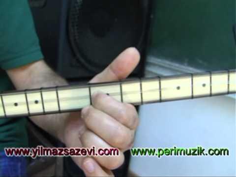 Uzun Sap Bağlamada  akort  tanıtımı ( saz ) 39-41 cm