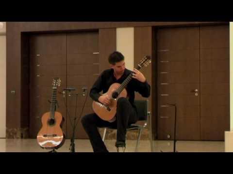 Bojan Ivanovski - F. Werthmuller - Sonata in A, Op.17 - Allegro