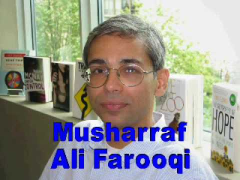 Musharraf Ali Farooqi-The Story of a Widow-author interview