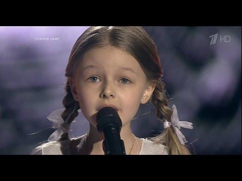 Таисия Подгорная - Оренбургский пуховый платок | Голос Дети 3 2016 Финал