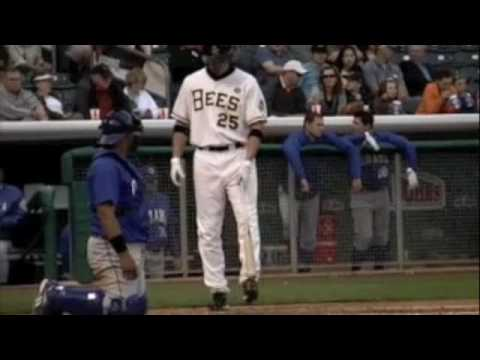 Salt Lake Bees Walkup song - Adam Pavkovich Video