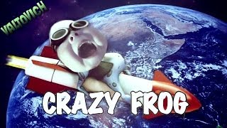 CRAZY FROG feat. ПОВАР | REMIX by VALTOVICH