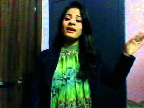 awaaz do humko hum kho gye by me