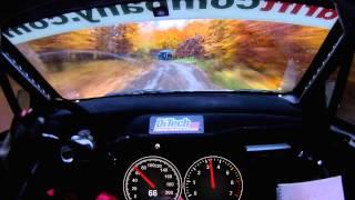 Shock - Clip đua trong rừng với vận tốc 206 km/h
