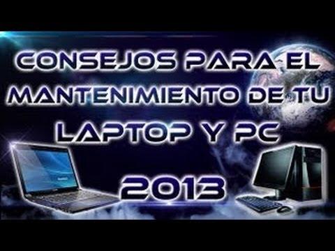 Consejos De Mantenimiento Para PC Hadware Y Software