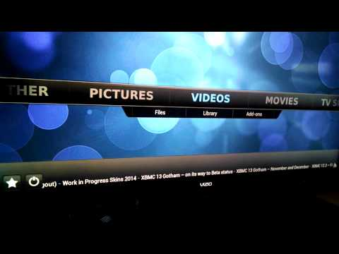 Amazon Fire TV XBMC version that works!!