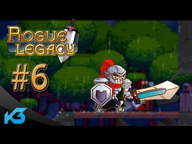 """Let's Play Česky - Rogue Legacy Díl. 6 """"Kupování otroků"""""""