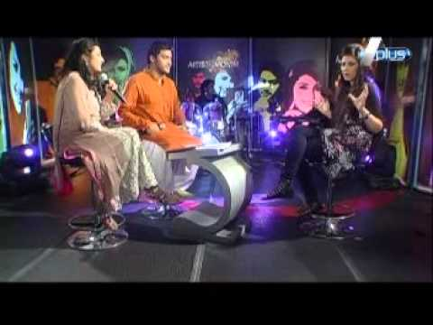 Artist Of The Month Epi 7 Part 5 5 Singer : Sara Raza And Ali Abbas video