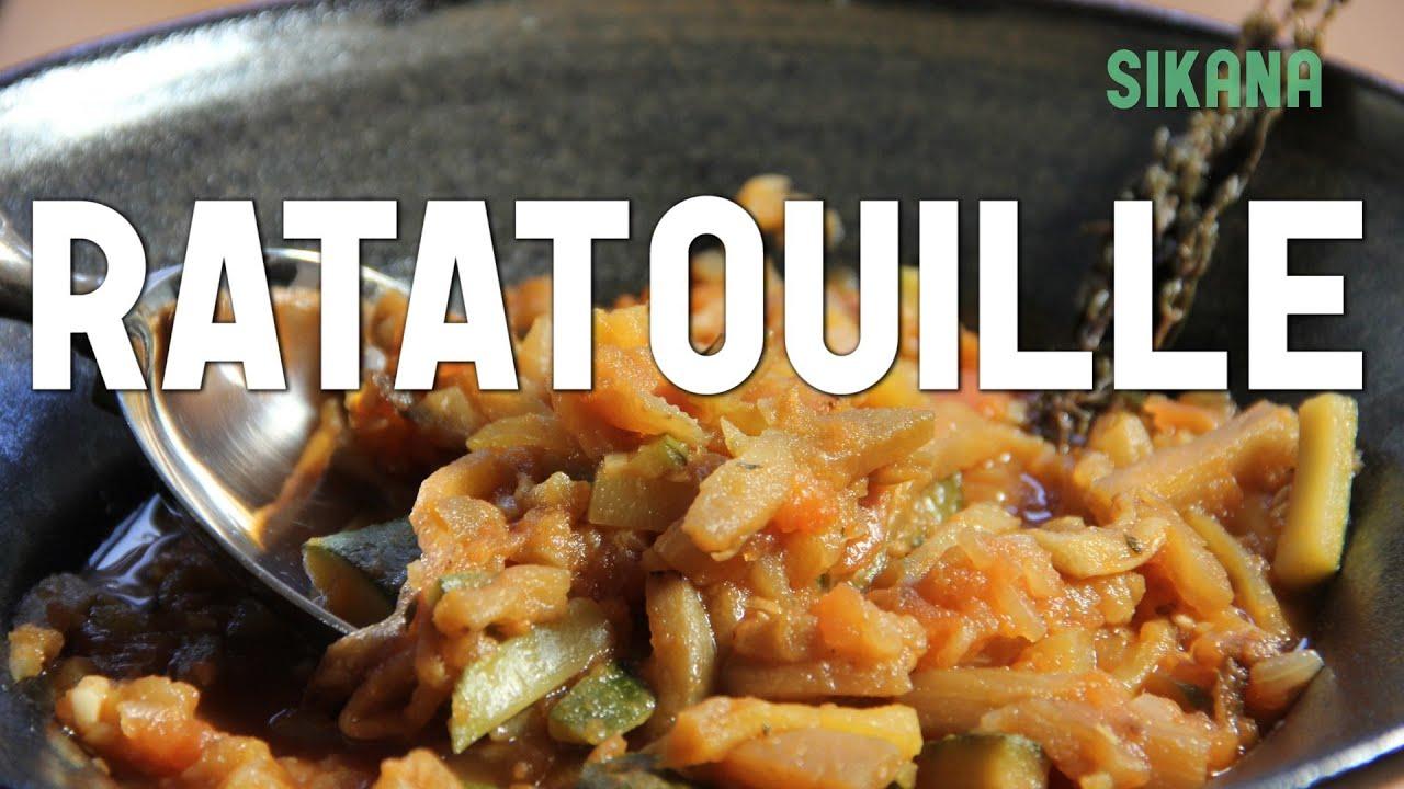 The ratatouille la fameuse recette de la ratatouille - Cuisiner la ratatouille ...