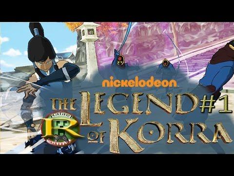 The Legend of Korra #1