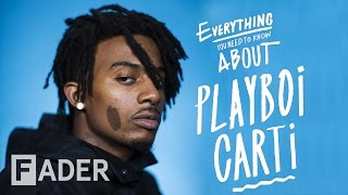 Playboi Carti - Everything You Need To Know (Episode 40)