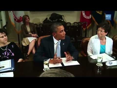 Video: President Obama Speaks at an Immigration Reform Roundtable