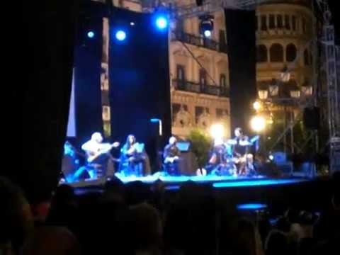 Tomatito en la noche blanca del flamenco de Córdoba 2012