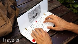 Traveler - Ultimate Distraction-Free Writing Tool