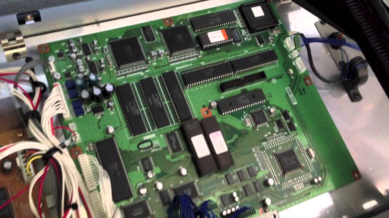 Repaired a motherboard for yamaha clavinova cvp 87a for Yamaha clavinova cvp 87a