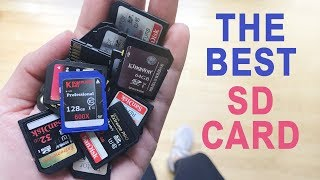 SD & Micro SD Cards: Buying & Using Tips