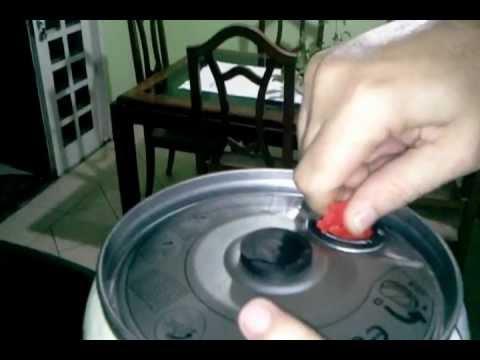 Como recarregar o barril de heineken by mestre rafa -
