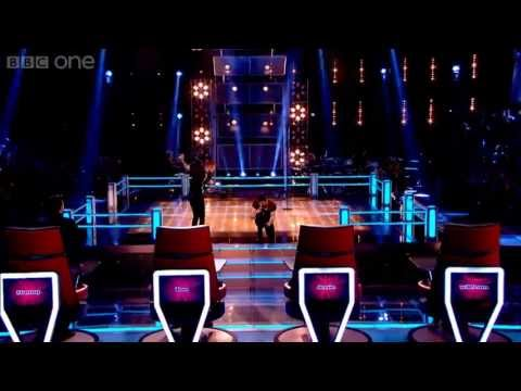 The Voice UK 2013 | Sean Rumsey Vs Paul Carden: Battle Performance - Battle Rounds 3 - BBC One