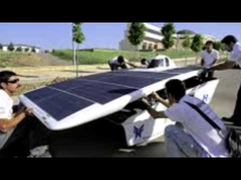 From Tehran To Texas: Iranian solar Car Havin-2 Gears Up For US Race