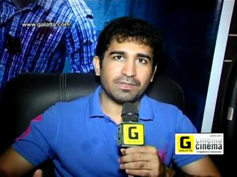 Vijay Anthony talks about Naan special contest