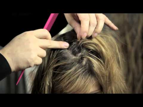 How to Massage Hair With Coconut Oil : Hair Care & Beauty Tools
