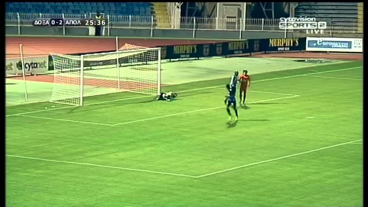 Doxa Katokopias - Apollon Limassol FC