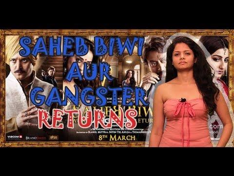 Saheb Biwi Aur Gangster Returns | OFFICIAL trailer 2013 | Latest Bollywood Hindi Movie