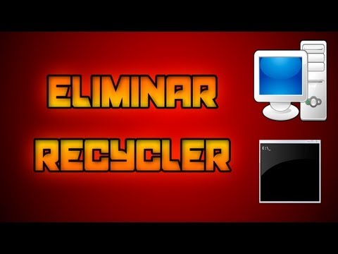 [TUTORIAL] Como Eliminar El Virus RECYLCER de la USB o PC HD