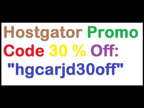 Web Hosting Coupon Code 30 % Off.