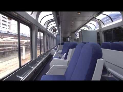Amtrak HD Capitol Limited Trains #29  WAS to CHI Coast to Coast Part 1 5/28/2013