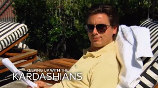 "Best ""Keeping Up With the Kardashians"" Moments of Kris Jenner & Scott Disick 
