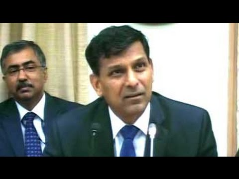 Don't want to flip-flop on policy: Raghuram Rajan