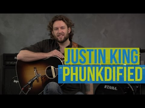 Justin King - Phunkdified