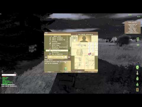 DayZ Group of 8+ Raiding NW Airfield....Full Hour of gameplay