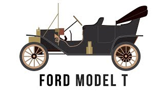 Ford Model T (Mass Produced Car)